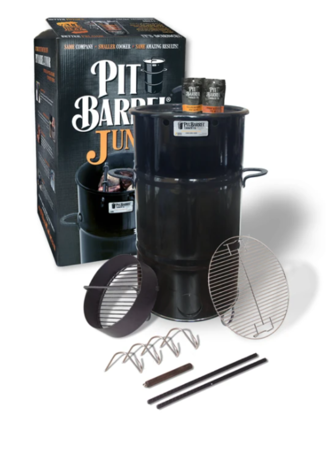 Pit Barrel Cooker Jr